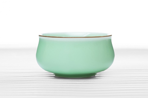 Celadon Round Tea Bowl